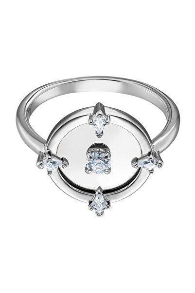 Swarovski Yüzük North:Ring Glass Czwh/Rhs 60 5515023