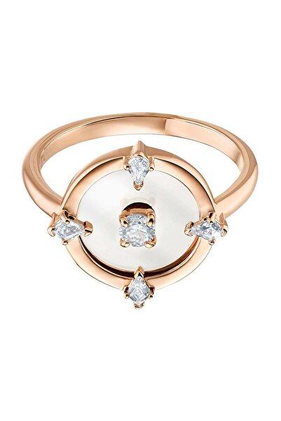 Swarovski Yüzük North:Ring Glass Czwh/Ros 60 5515028
