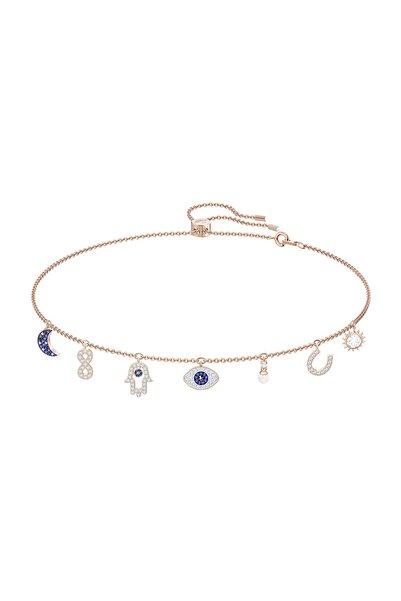 Swarovski Kolye Swa Symbol:Necklace Charms Lmul/Ros 5497664