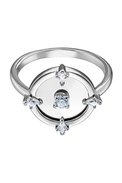 Swarovski Yüzük North:Ring Glass Czwh/Rhs 55 5497233