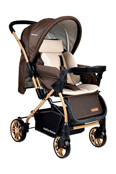 Baby Home Bh-780 Gold Zigi Çift Yönlü Bebek Arabası