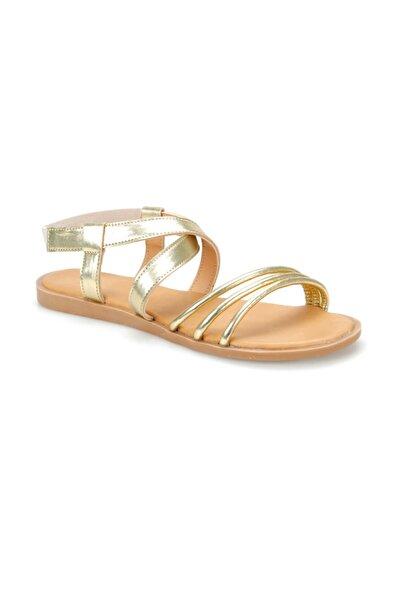 ART BELLA CS19147 Altın Kadın Sandalet