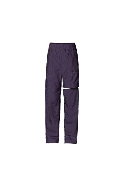 Jack Wolfskin Desert Zip Off Çocuk Pantolon 1604991-2031