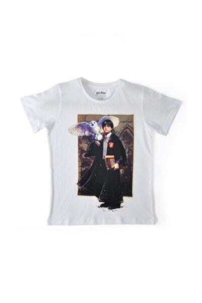 Dogo Harry & Hedwig - Harry Potter Çocuk T-shirt