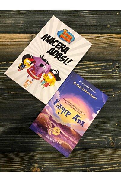 Eksik Parça Yayınları Kral Şakir 8- Macera Adası / Kayıp Ada 2 Kitap Set