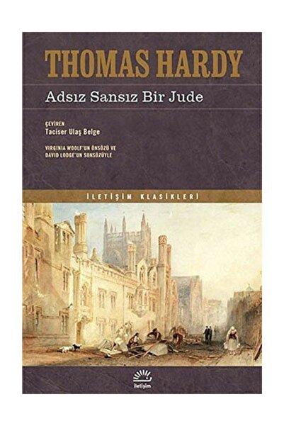 İletişim Yayınları Adsız Sansız Bir Jude Thomas Hardy - Thomas Hardy