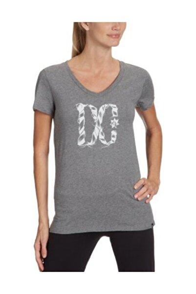 DC Becerra Tee Frst Gry Kadın Tişört