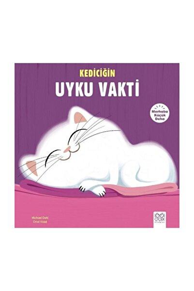 1001 Çiçek Kitaplar Merhaba Küçük Deha Kediciğin Uyku Vakti