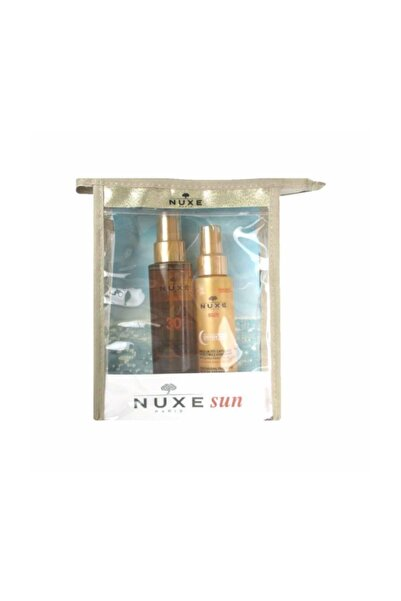 Sun Spf30 Tanning Oil High Protection 150ml Set