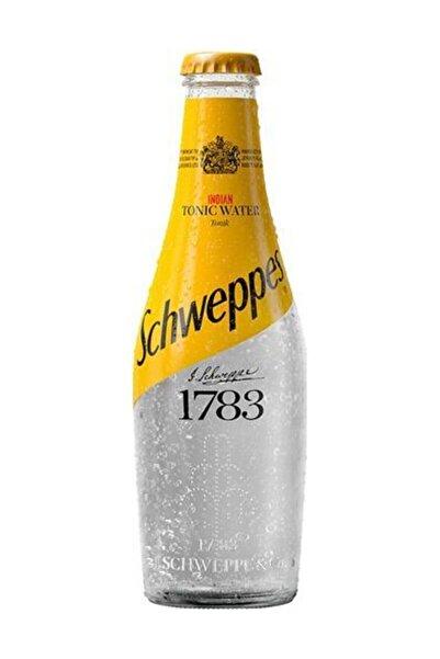 Schweppes Tonic Water Cam Şişe 250ml 12 Adet