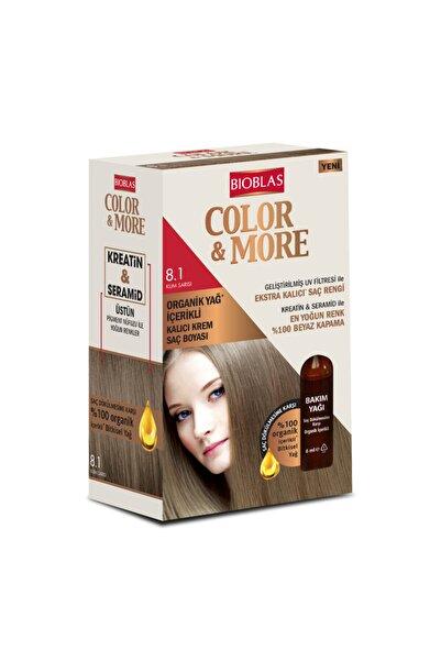 Bioblas Color&more 8.1 Kum Sarısı