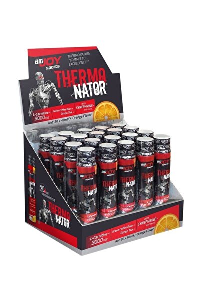 Thermonator L-Carnitine 3000 mg 20 Ampul -Portakal 8681571350569