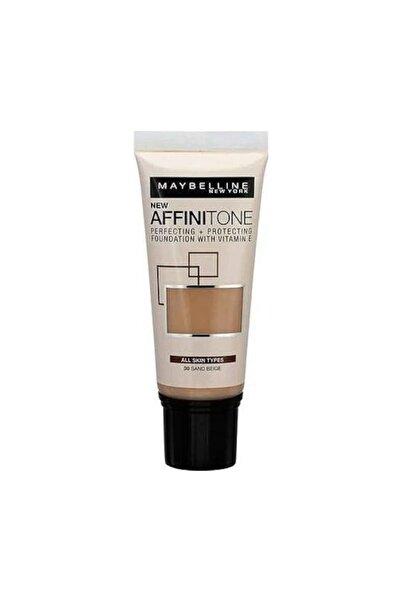 Maybelline New York Nemlendirme Etkili Fondöten - Affinitone Foundation 30 Sand Beige 30 ml 3600530462797