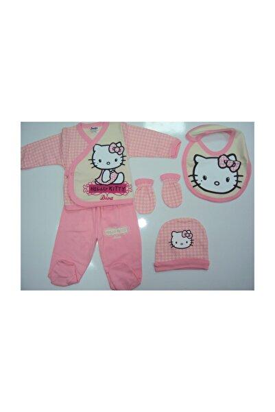 Hello Kitty 5 Li Hastane Çıkışı