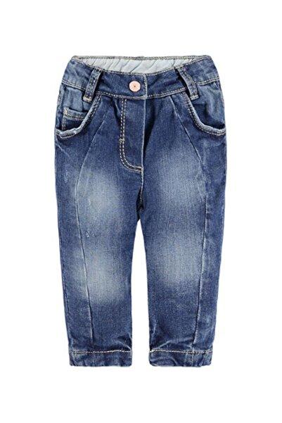 Kanz Açık Mavi Denim Kız Çocuk Pantolon 163K0622004