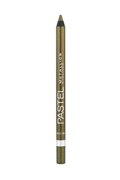Pastel Suya Dayanıklı Mat Eyeliner - Matte Waterproof Long Lasting Eyeliner No 338 8690644033384