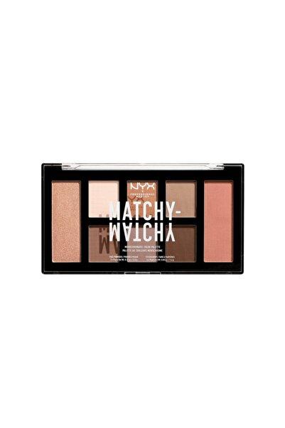 NYX Professional Makeup Makyaj Paleti - Matchy Matchy Monochromatıc