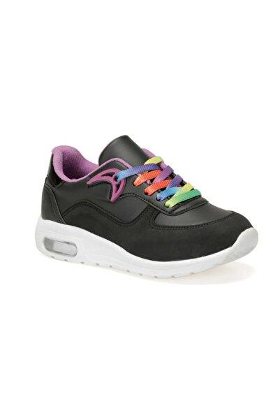 I COOL MELISAN.2 Siyah Kız Çocuk Sneaker Ayakkabı
