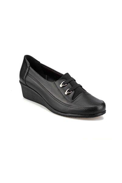 Polaris 5 Nokta Siyah Kadın Ayakkabı 92.107552.Z
