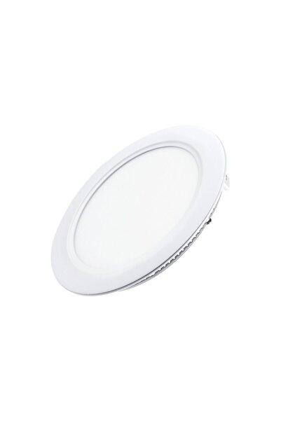 ACK 20w Beyaz Sıva Altı Yuvarlak Led Panel Ap01-02030 Pra-1347895-106838