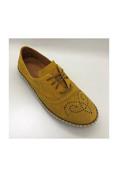 Venüs Sarı Kadın Ayakkabı