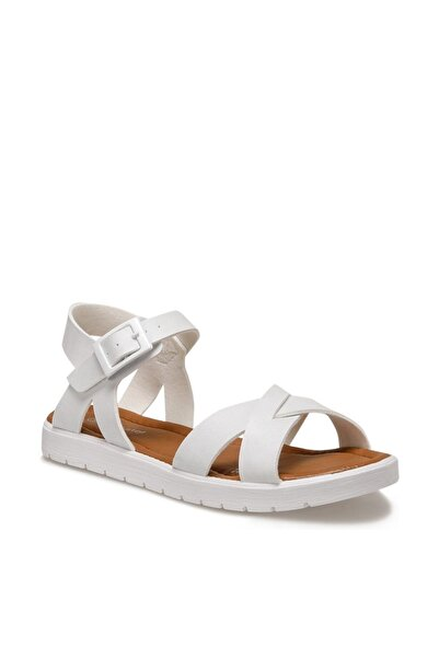 ODETTA.F Beyaz Kız Çocuk Sandalet