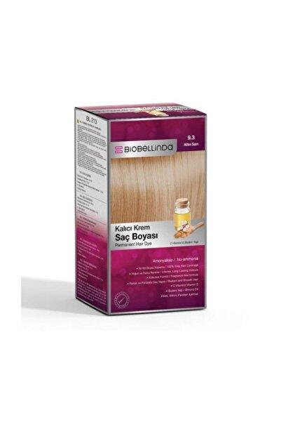 BioBellinda Saç Boyası 9.3 Altın Sarı