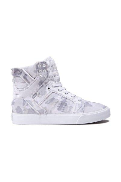 Supra Skytop White Camo White Ayakkabı