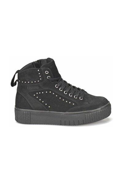 Dockers By Gerli 225485 Siyah Kadın Deri Sneaker Ayakkabı 100329252