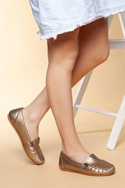 Moda Değirmeni Kadın Ayakkabı Md1001-113-0002