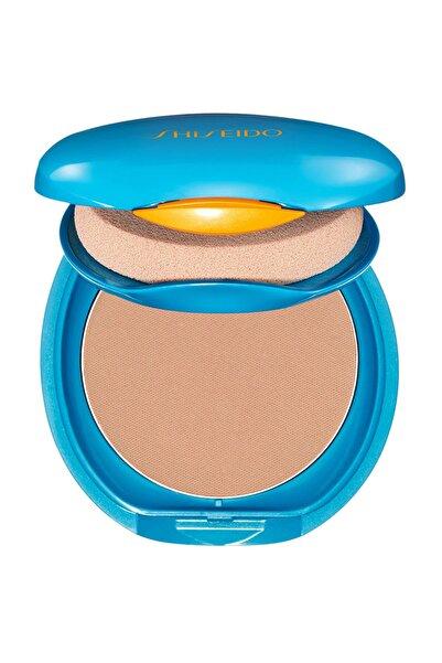 Shiseido Güneş Koruyucu Kompakt Fondöten- UV Protective Compact Foundation SPF30 Medium Ivory 730852111943