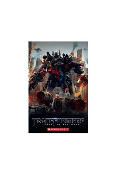 Doğan Egmont Transformers Dark Of The Moon Level 3 Scholastic