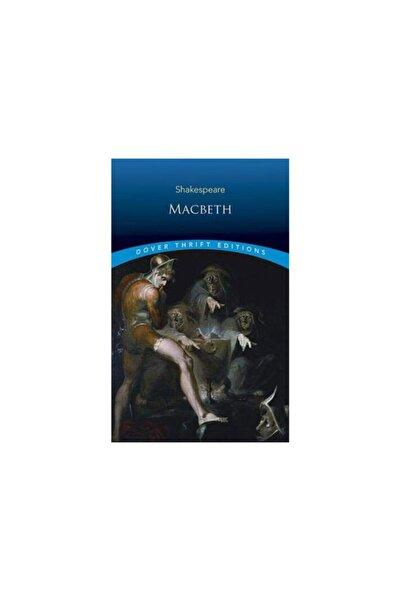 Doğan Egmont Macbeth Dover Thrift Editions William Shakespeare Dover Yay