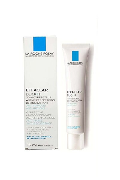 Effaclar Duo (+) Soin Correcteur Creme 15 ml 3337875598101