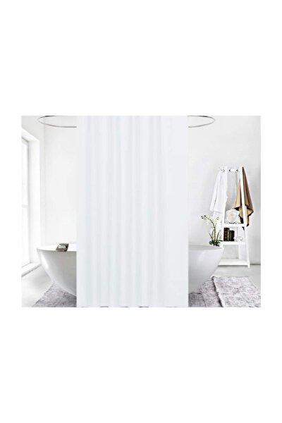 Jackline Banyo Duş Perdesi 0010 Beyaz Çift Kanat 2X120x200