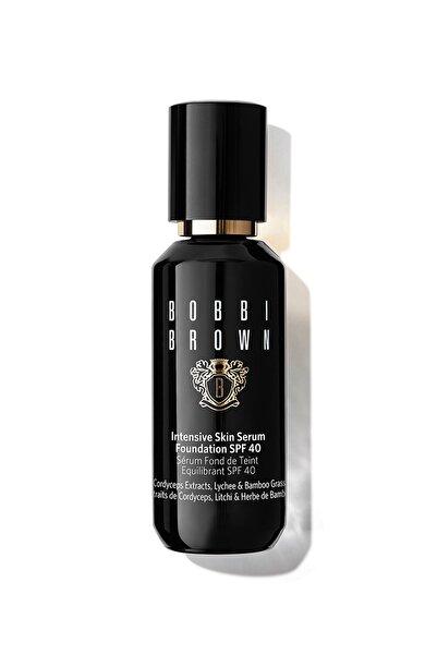 BOBBI BROWN Fondöten - Intensive Skin Serum Foundation Spf 40 Natural (N-052) 30 ml 716170201764