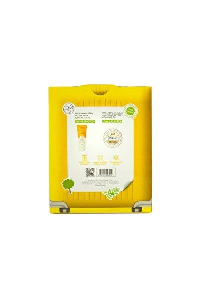 Güneş Seti Vücut Kremi Spf50+ 150 ml Butter  8681511096014