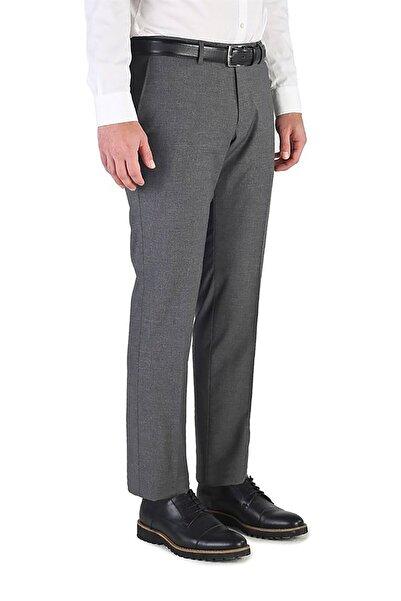 İgs A.Gri Regular Fit Pantolon