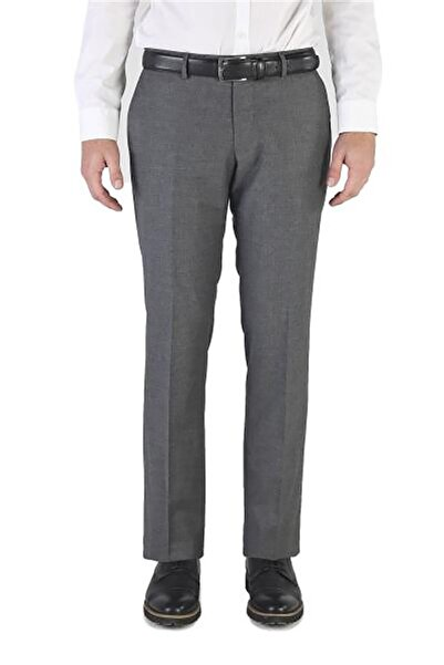 İgs Gri Regular Fit Pantolon