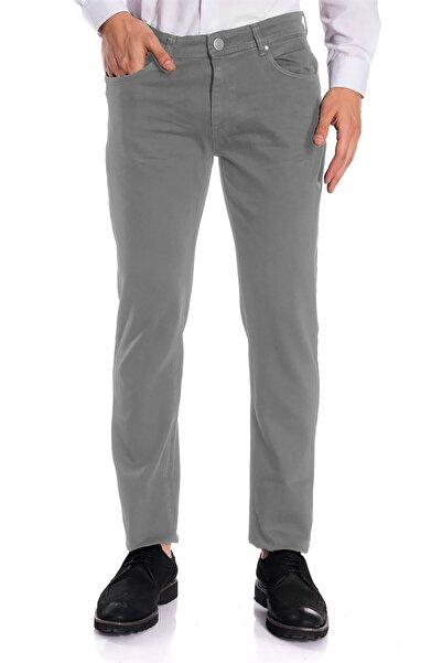 İgs Gri Slim Fit Pantolon