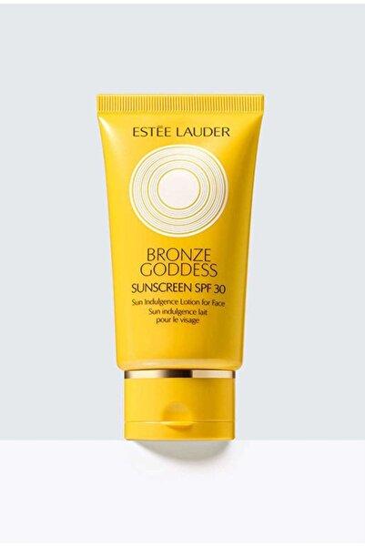 Estee Lauder Yüz Için Bronzlaştırıcı Krem - Bronze Goddess Sun Indulgence Lotion Spf 30 50 Ml 027131632245