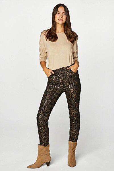 Faik Sönmez Kadın Siyah Pantolon 39537 U39537