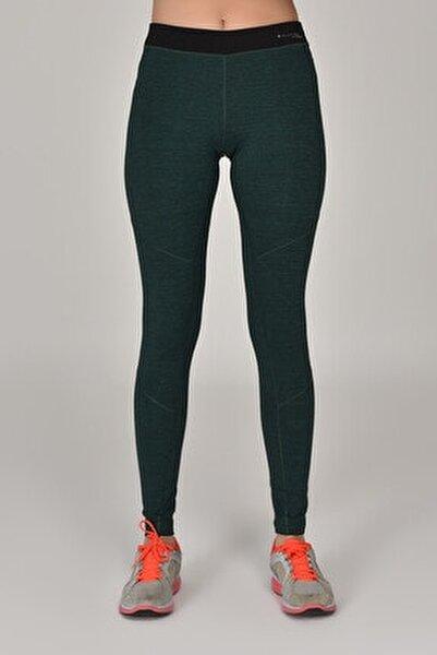 Yeşil Kadın Sporcu Tayt AW-6571