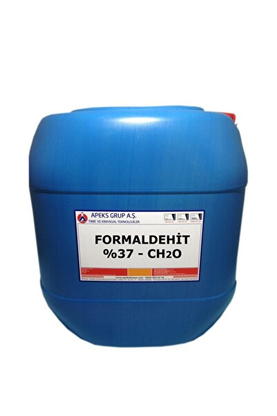 APEKS Formaldehit - %37 - Ch2o - 30 kg