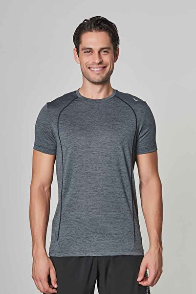 bilcee Erkek Antrenman T-Shirt DW-2272
