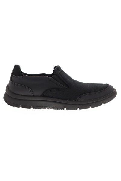 CLARKS Erkek Siyah Bağcıklı Ayakkabı