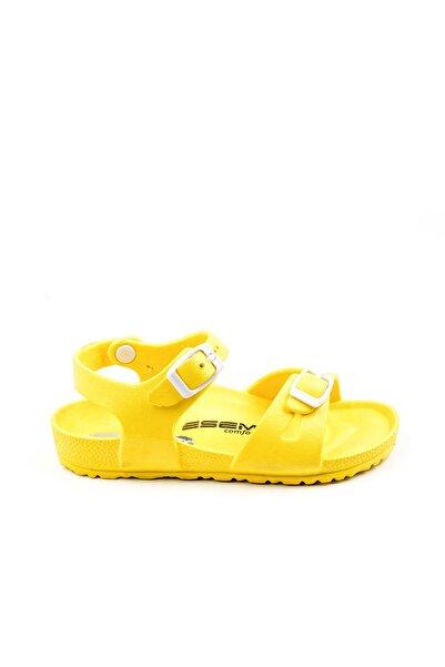 Esem Esm001b001 Çocuk Sandalet Sarı