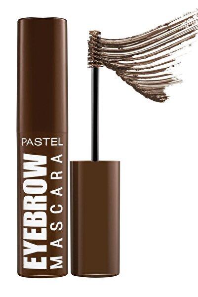 Pastel Açık Kahverengi Kaş Maskarası Eyebrow Mascara No 22 Light Brown 8690644010224