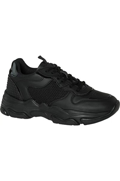 Catwalk Deichmann Kadın Siyah Sneaker 11032167
