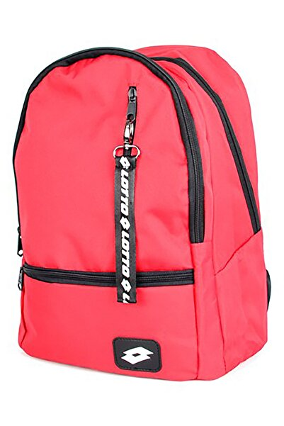 Lotto Unisex Kırmızı Gamet Backpack Sırt Çantası R5226